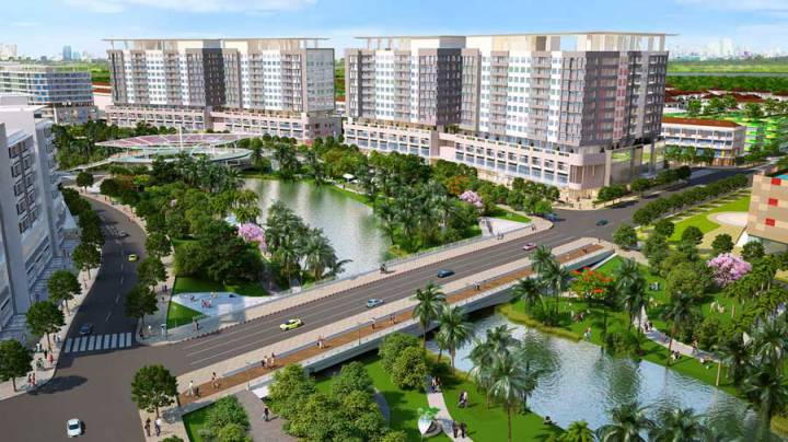 Sala Dai Quang Minh project