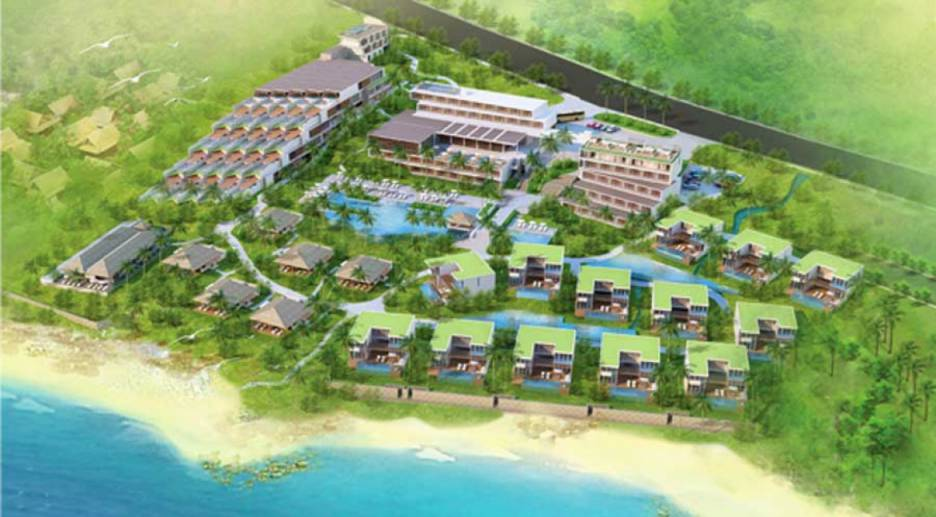 resort projects in Phan Thiet