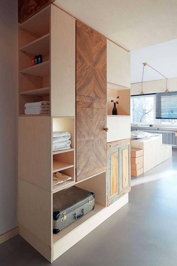 Apartment 30m2