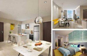 One Verandah apartment