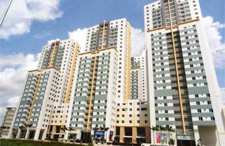 BELLEZA APARTMENT FOR RENT IN DISTRICT 7
