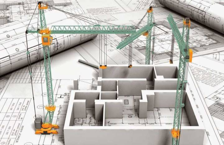 Individual homes do not require a building permit