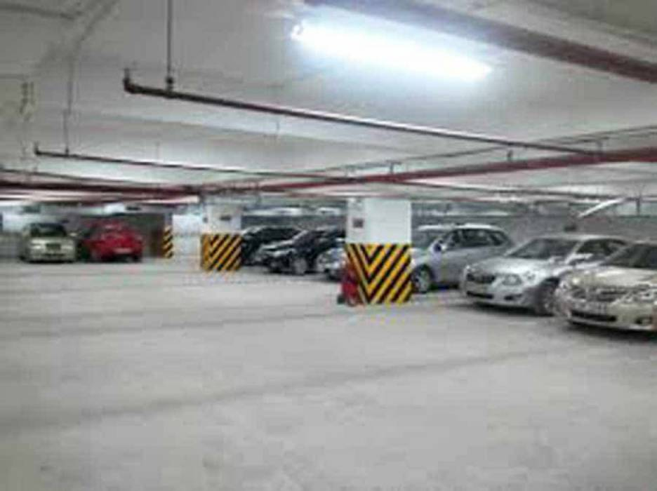 Updated car parking fee at the Masteri Thao Dien apartment complex