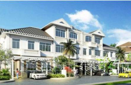 CHATEAU VILLA FOR RENT IN DISTRICT 7