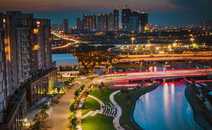 Empire City Thu Thiem Apartment