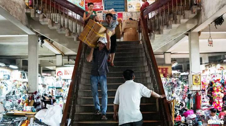 New Cho Lon - Binh Tay Market