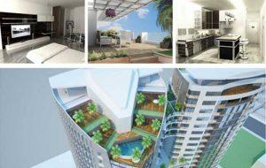 Detesco apartment
