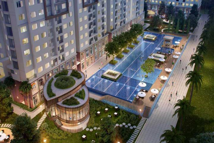 The Park Residence apartment