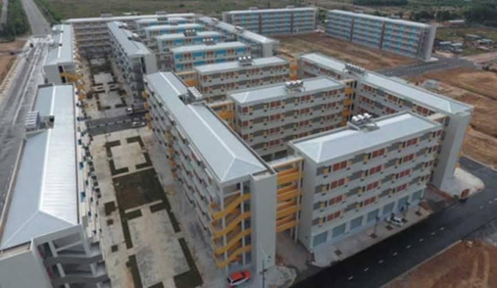 Binh Duong social housing