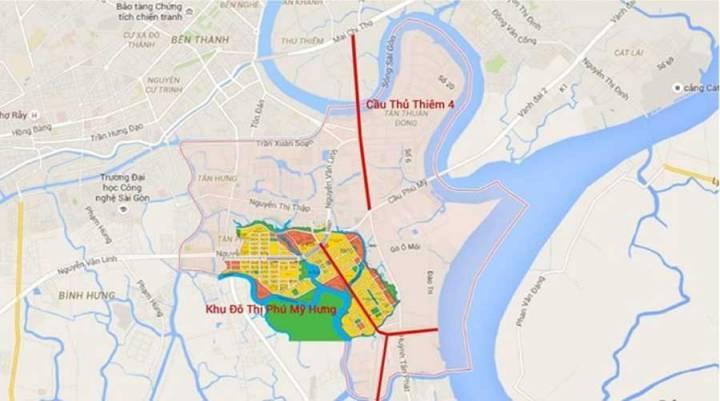 Thu Thiem Bridge 4