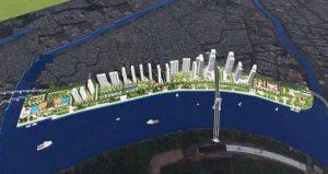 Investment Nha Rong-Khanh Hoi complex