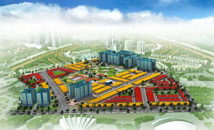 Khang Dien project