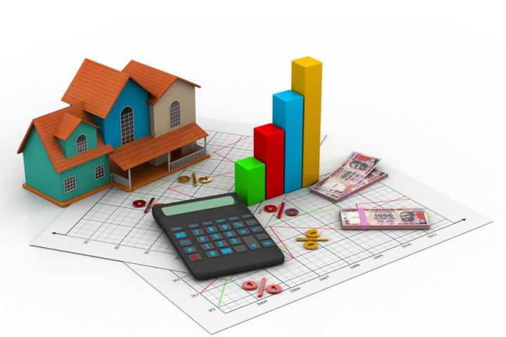 Real estate is affected when interest rates rise