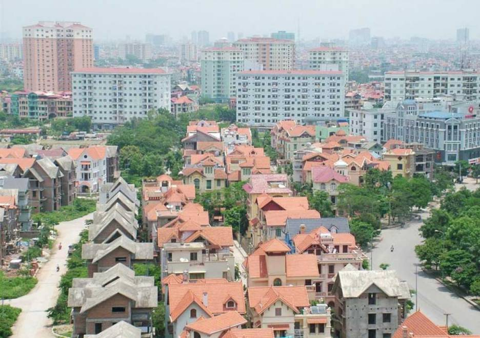 Real estate in Ha Noi