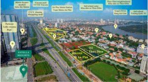 Q2 Thao Dien Apartment Project