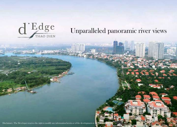 D'edge Thao Dien Project