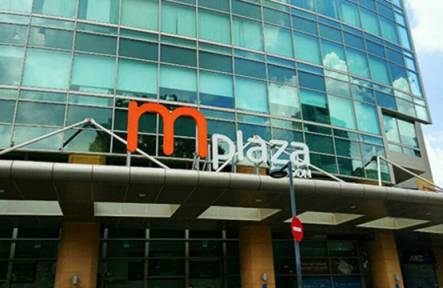 MPLAZA BUILDING FOR LEASE IN DISTRICT 1