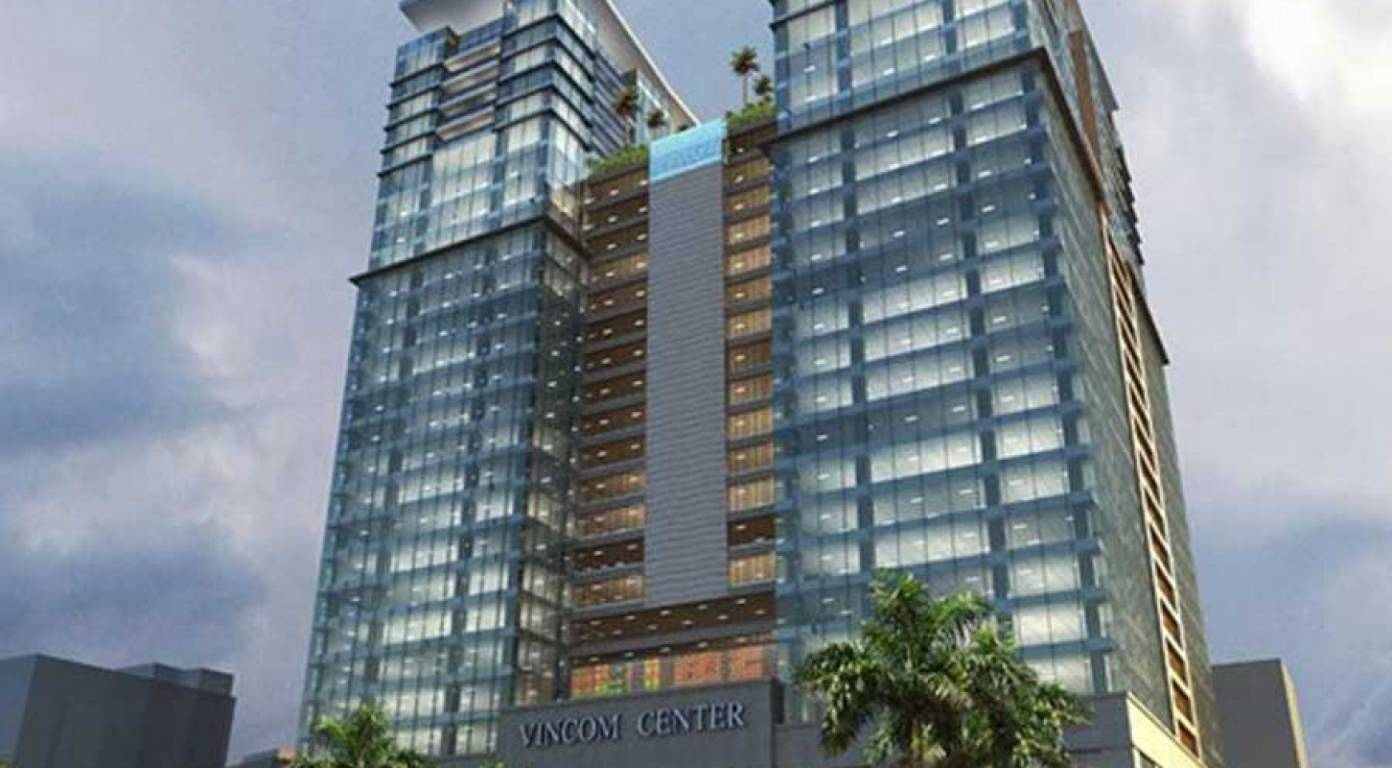 Vincom center building for lease in district hcmc