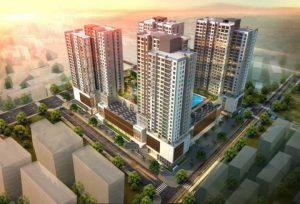 Xi Grand Court apartment