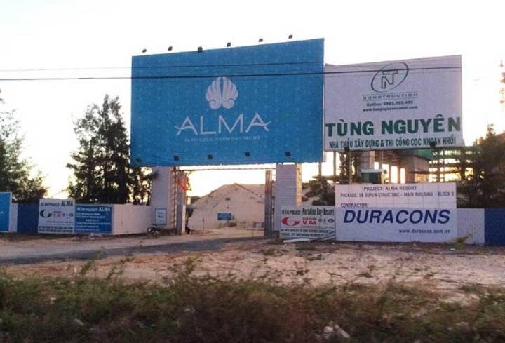 ALMA project