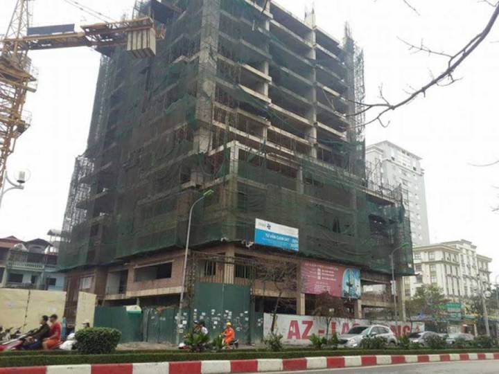 AZ Lam Vien complex
