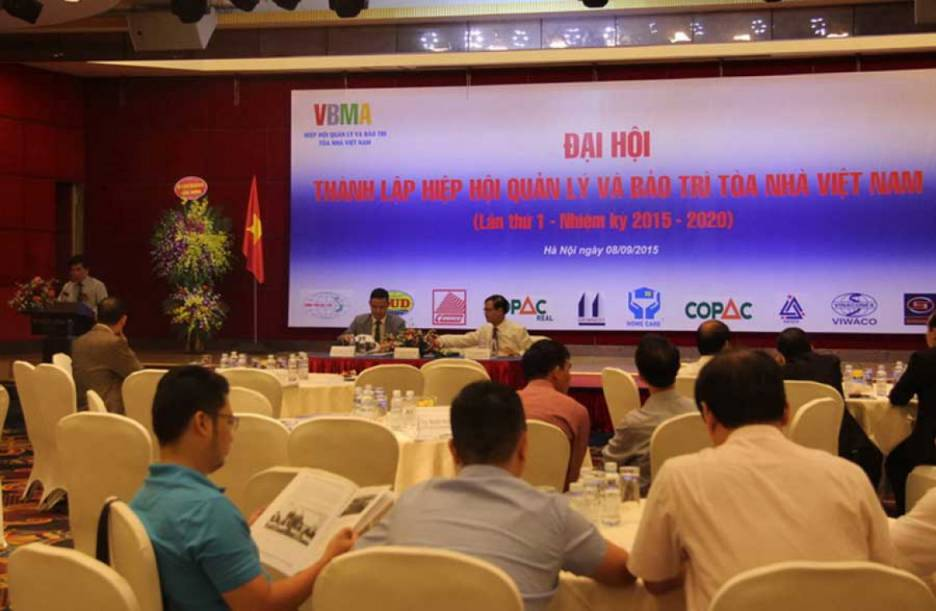 Opportunity to improve the quality of building management in Vietnam