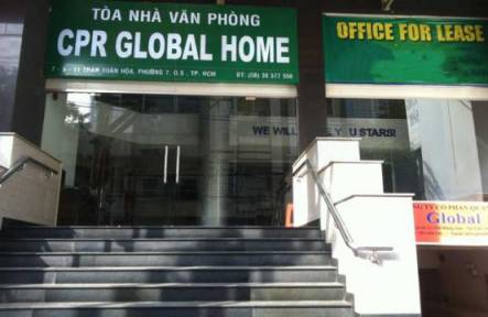 CPR Global Home