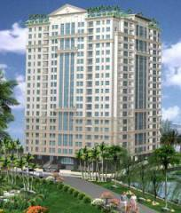 Cantavil Hoan Cau building