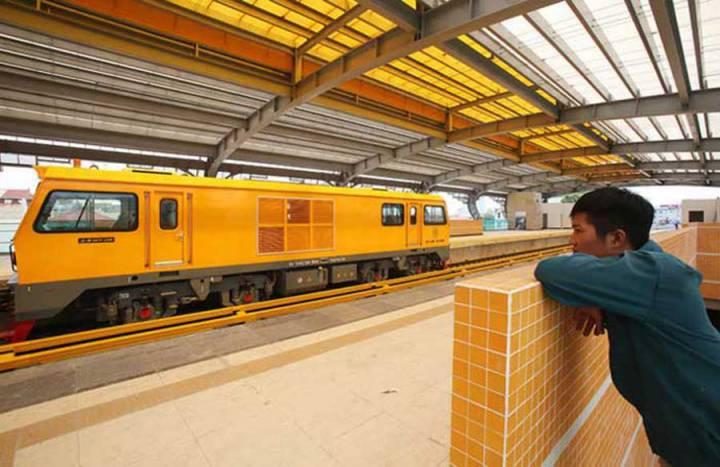 Cat Linh - Ha Dong Railway