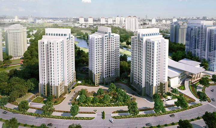 Nam Thang Long urban area