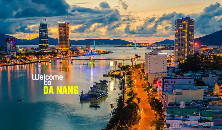 Develop Da Nang into seaport urban area