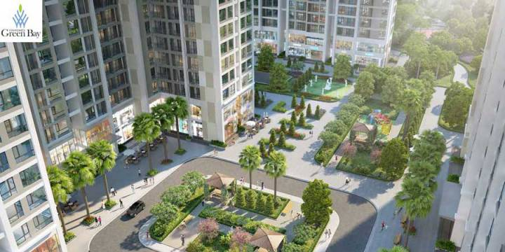 G3 Vinhomes Green Bay apartment
