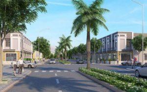 HQC Tra Vinh urban area