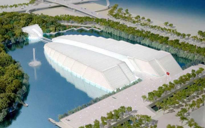 The capital built museum 11,000 billion
