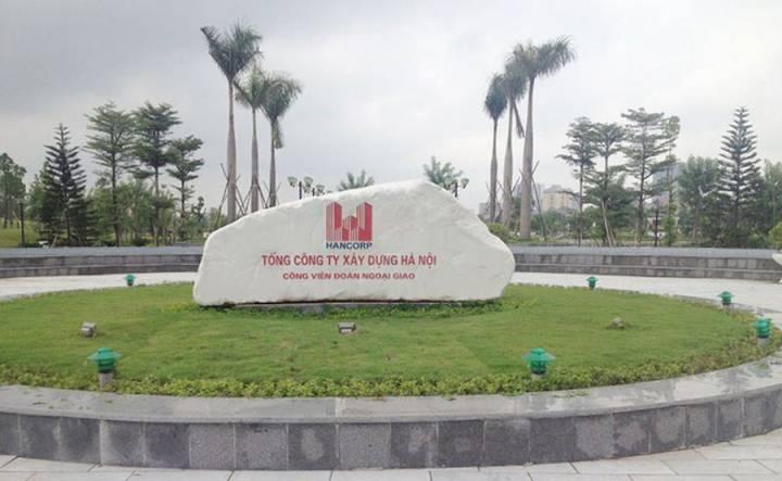 Ngoai Giao Doan urban area