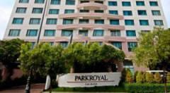 Park Royal Saigon building