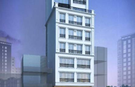 DO THANH BUILDING FOR LEASE IN DISTRICT 3