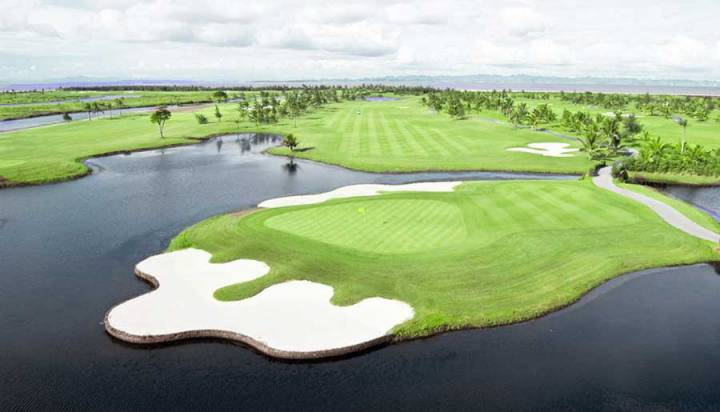 Add international golf course to Viet Nam golf course