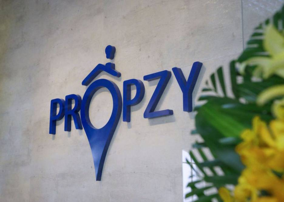 Propzy put technology into real estate