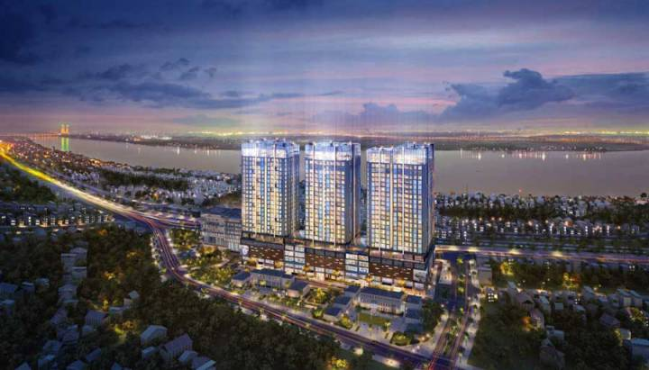Sun Grand City Ancora Ressidence project
