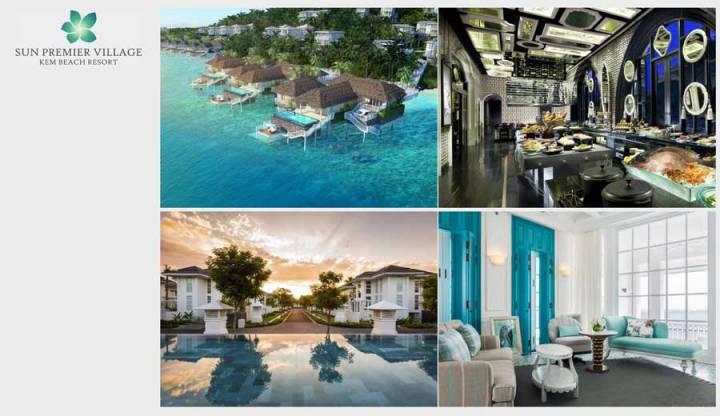 Sun Premier Village villa Kem Co Beach Resort Phu Quoc