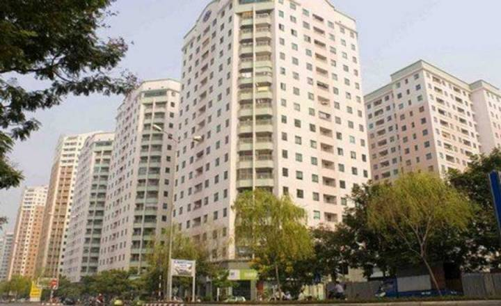 Apartment price increase of 3 years