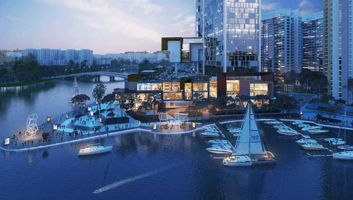 Development of District 7 Market