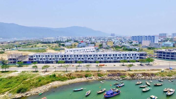 Explosion of land under 1 billion in Da Nang