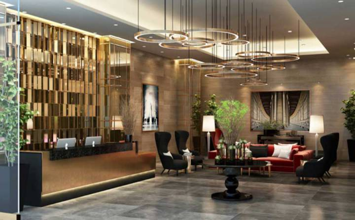 luxury apartment in Ha Noi