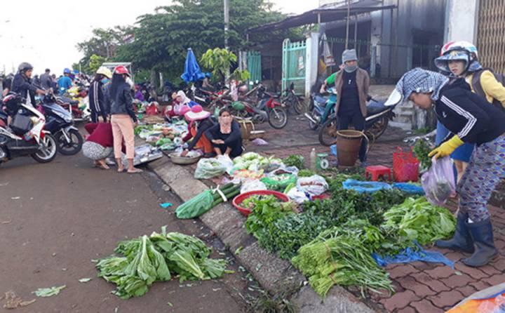 uninhibited market