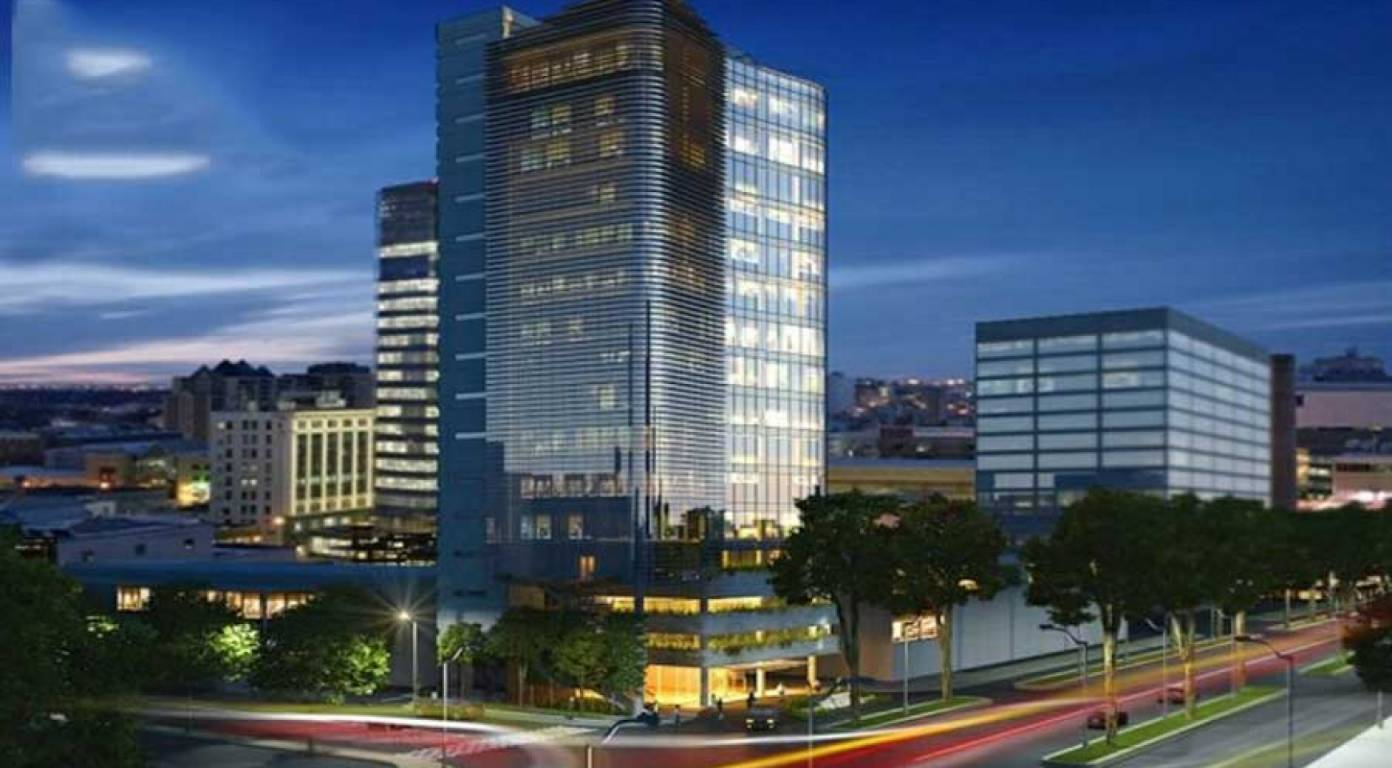 Hd Bank Tower For Lease Located In District 1 Hcmc