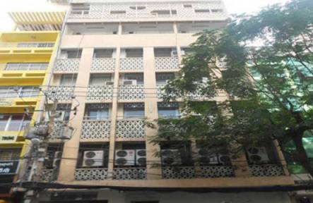 TRAN PHU BUILDING FOR LEASE IN DISTRICT 1