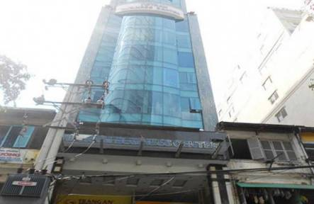 VIETNAM BUSINESS CENTER BUILDING FOR LEASE IN DISTRICT 1