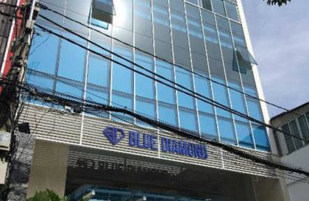 BLUE DIAMOND BUILDING FOR LEASE